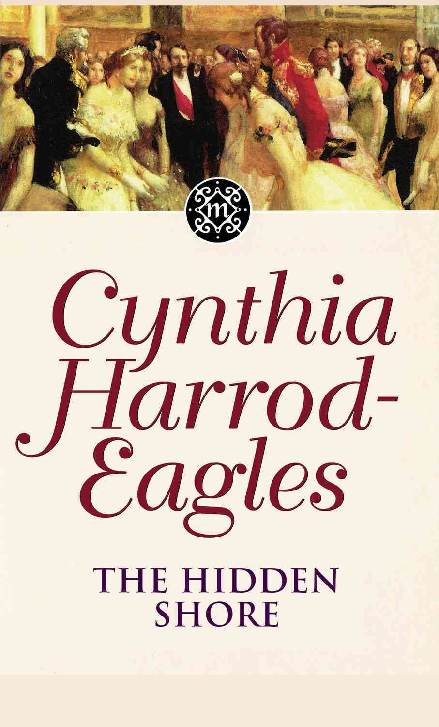The Hidden Shore By Harrod-Eagles, Cynthia